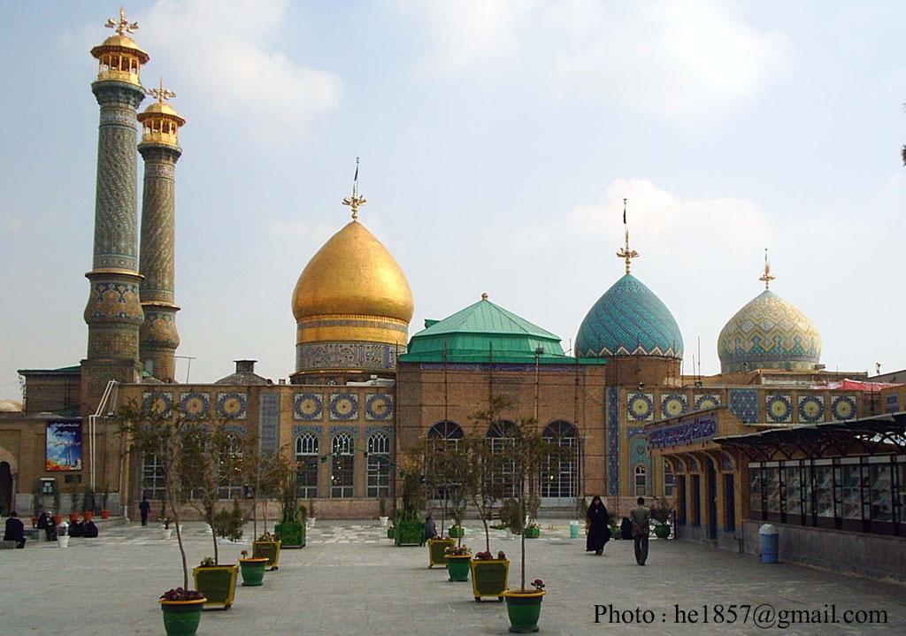 Image result for گذری بر زندگینامه حضرت عبدالعظیم
